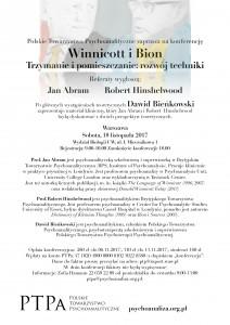 Winnicot-i-Bion